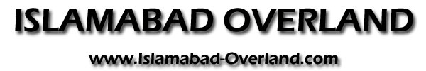 Islamabad Overland - Practical information for travellers - Location - Directions - Phonenumbers - Address - Webpage - E-mail - Fax